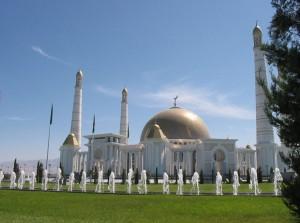 calendrier mensuel turkménistan