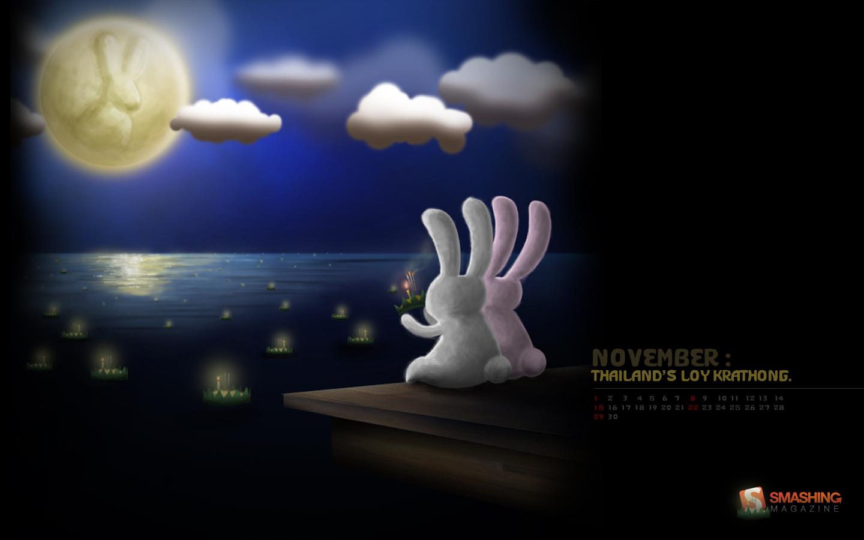Calendrier 2018 gratuit FOND D'ECRAN CALENDRIER mois novembre 2009