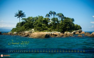 calendrier paysage ile 2010