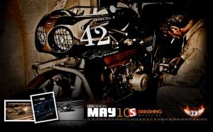 fond d'écran moto mai 2010
